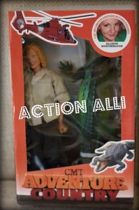 Action Alli figure in box