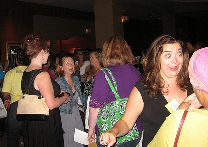 Blogher - funny face