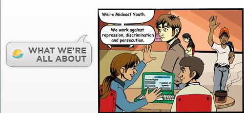 Mideastyouth.com about us page