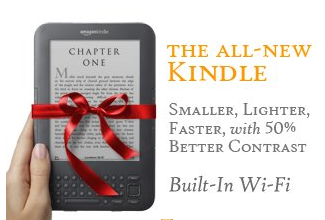 Kindle ad