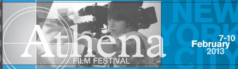 Athena Film Festival 2013